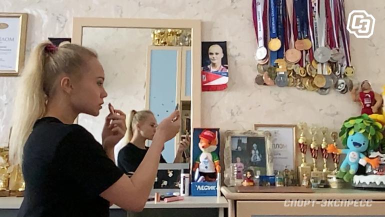Ангелина Мельникова. Фото Дарья Исаева, «СЭ»