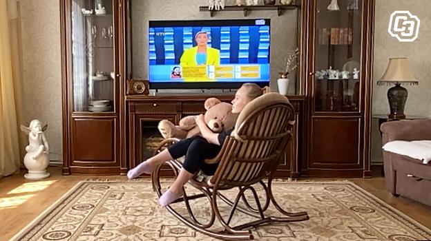 """Ангелина Мельникова. Фото Дарья Исаева, """"СЭ"""""""