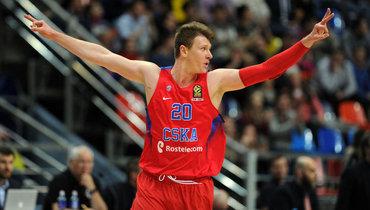 Воронцевич хотелбы остаться вЦСКА. Онпровел вкоманде 14 сезонов