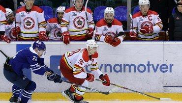 Китайские клубы могут уйти изроссийского хоккея