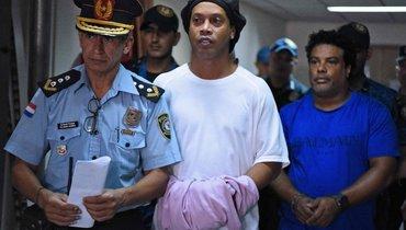 Роналдинью дал первое интервью после ареста вПарагвае