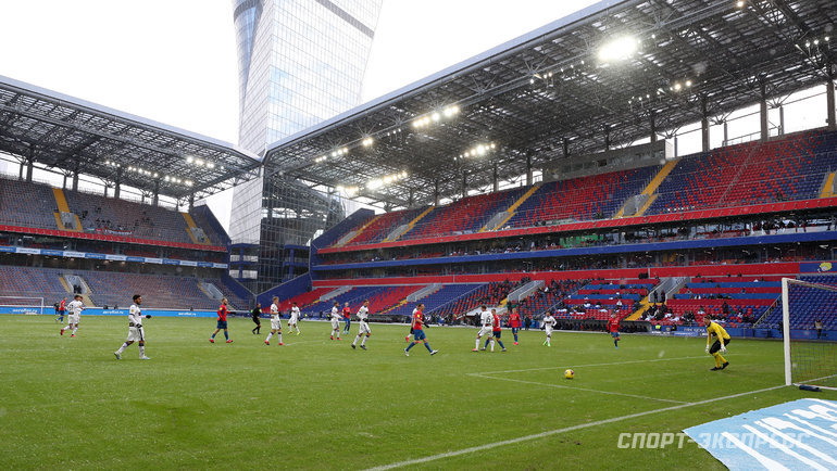 Стадион ВЭБ Арена. Фото Александр Федоров, «СЭ» / Canon EOS-1D X Mark II