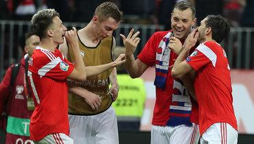 Сборная России может сыграть все матчи Евро-2020 дома.