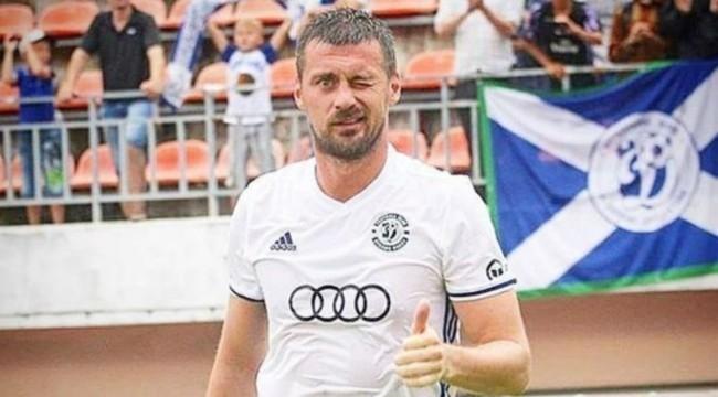 Артем Милевский. Фото footballua.tv.