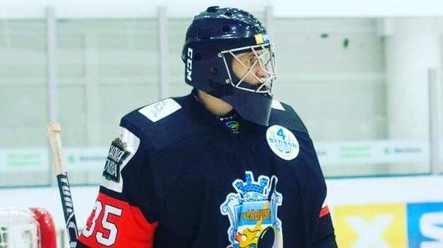 Никита Сандырев. Фото Пресс-служба УХЛ