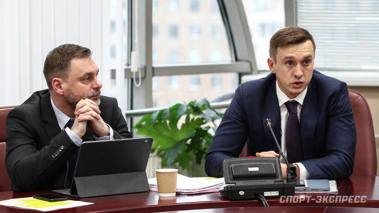 Александра Алаев (справа). Фото Дарья Исаева, «СЭ» / Canon EOS-1D X Mark II