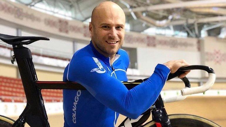 Денис Дмитриев. Фото instagram.com