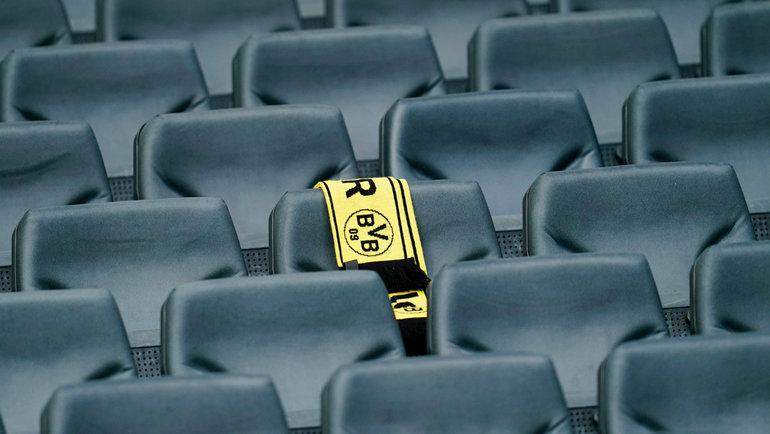 Пустой стадион. Фото The Local