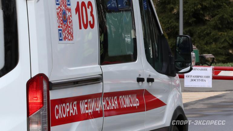 Карета скорой помощи. Фото Александр Федоров, «СЭ» / Canon EOS-1D X Mark II