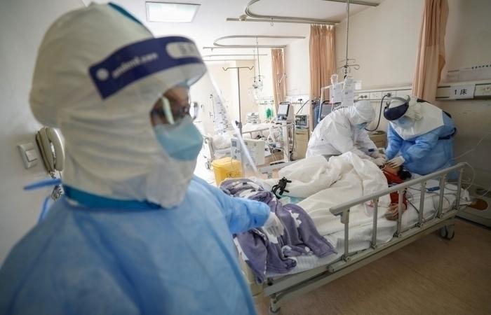Выполнение операции. Фото AFP