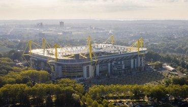 Стадион дортмундской «Боруссии».