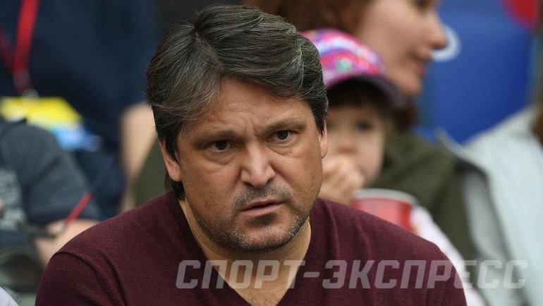 Вадим Евсеев. Фото Александр Федоров, «СЭ».