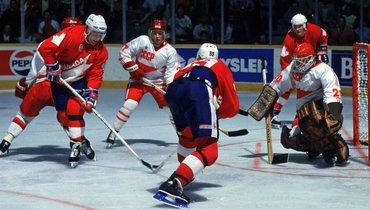 Уникальный матч СССР иКанады. Такого вихиграх больше небыло никогда