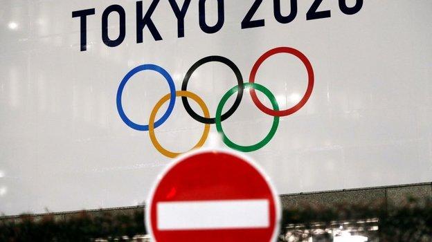 Олимпиада вТокио находится под угрозой. Фото Reuters