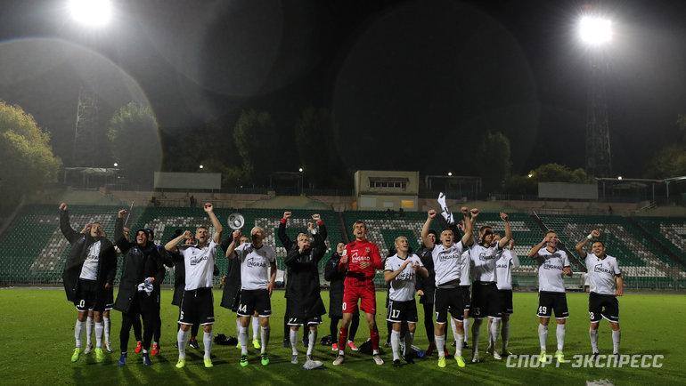 Победятли «Чертаново» и «Торпедо» самого серьезного соперника напути вРПЛ?