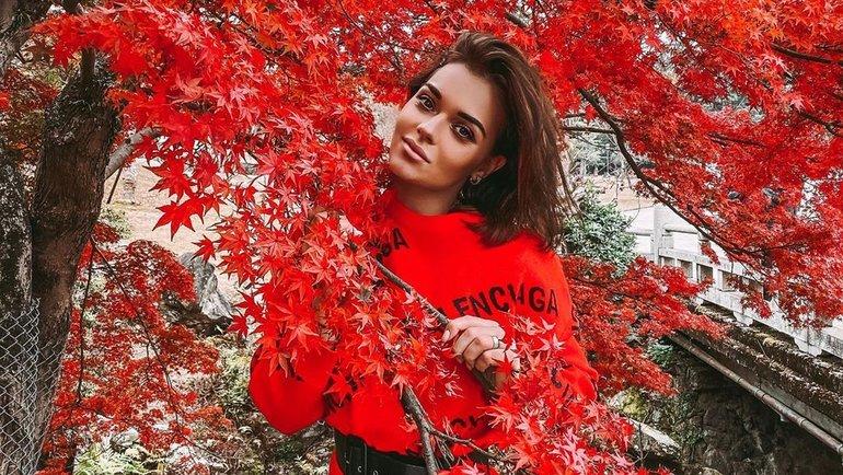 Аделина Сотникова. Фото Instagram
