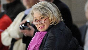 Татьяна Тарасова. Фото «СЭ»