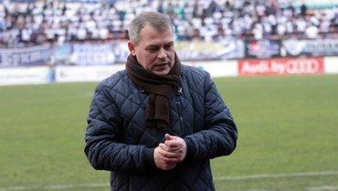 Тренер брестского «Динамо» Ковальчук объяснил поражение от «Шахтера»
