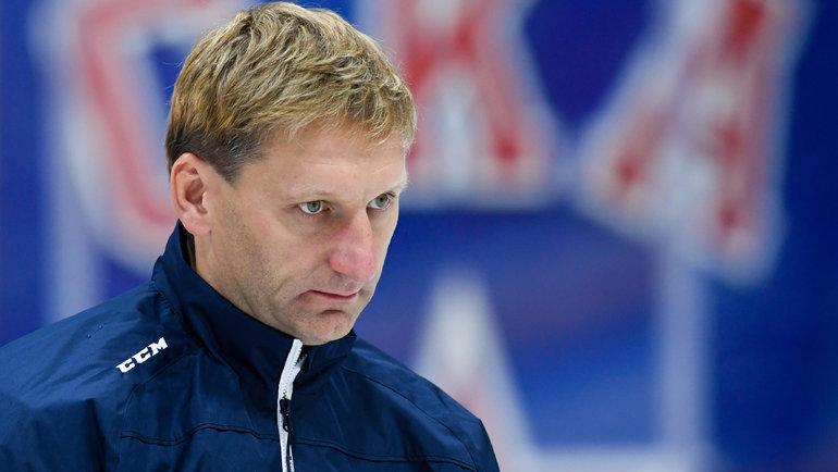 Николай Хабибулин. Фото photo.khl.ru