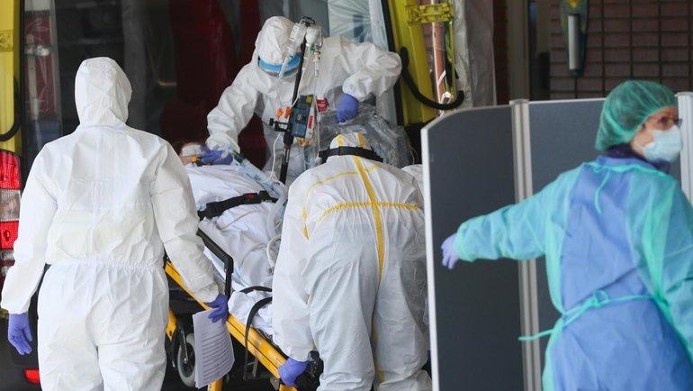 Пандемия коронавируса вмире. Фото Reuters