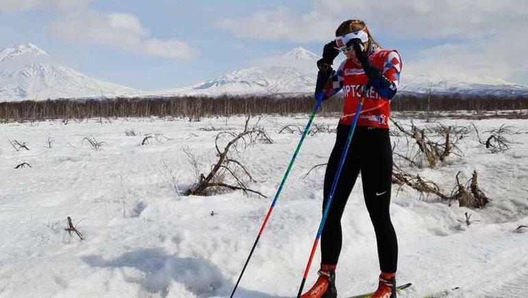 Анастасия Барковская. Фото vk.com