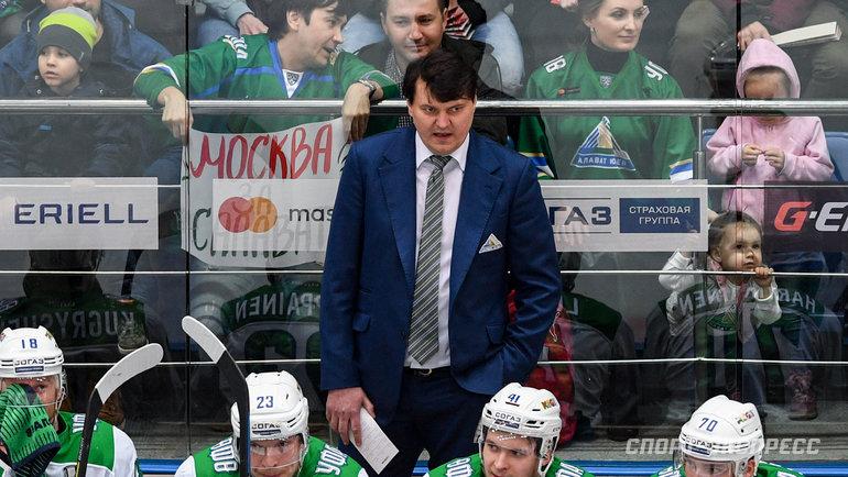 Николай Цулыгин. Фото «СЭ»