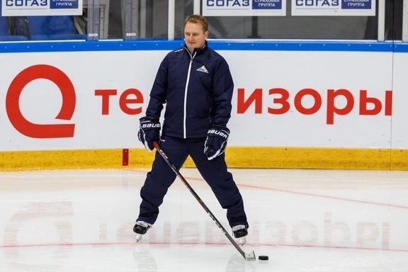 Томи Лямся. Фото ХК «Салават Юлаев»