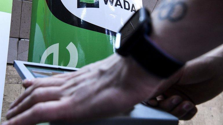 Теперь 27 спортивных федераций ируководство одного «мейджора» будут изучать данные ВАДА пороссиянам. Фото AFP