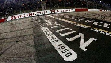 Трасса в Дарлингтоне. Фото NASCAR