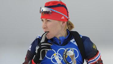 Отбывшая дисквалификацию российская биатлонистка прокомментировала негатив вадрес Логинова