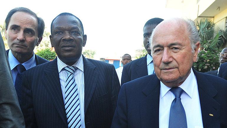 Произвол наГаити: Главу Федерации футбола обвиняют визнасиловании футболисток