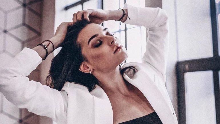 Аделина Сотникова. Фото Instagram Аделины Сотниковой