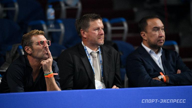 «Любой российский клуб будет готов пригласить Карреру». Интервью Марко Трабукки