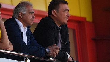 Гурам Аджоев: «Если клубы ФНЛ предоставят гарантии, ипозволит ситуация, лучше отыграть первенство доконца»
