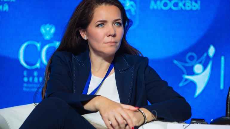 Анастасия Ракова. Фото vm.ru.