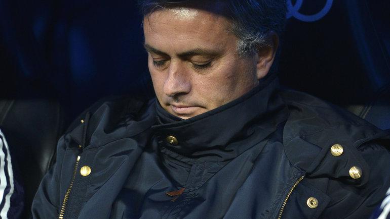 Жозе Моуринью. Фото AFP