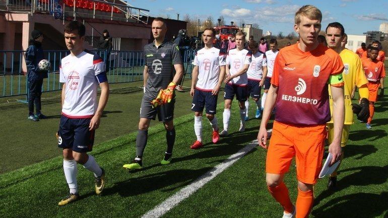 Перед матчем «Энергетик-БГУ»— «Минск». Фото vk.com/energetikbgu