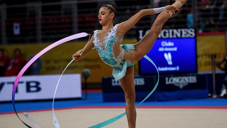 Александра Солдатова. Фото AFP