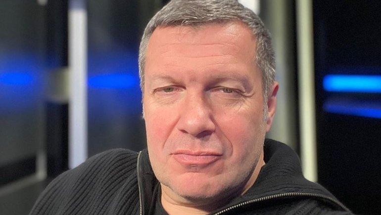 Владимир Соловьев. Фото instagram.com