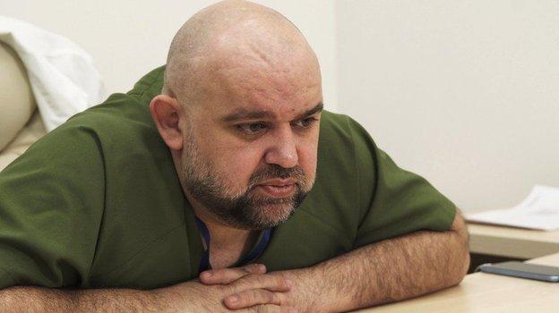 Денис Проценко. Фото BBC