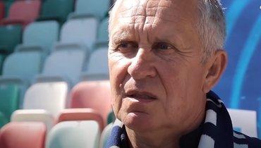 Леонид Кучук: «Моя команда должна быть как хамелеон»
