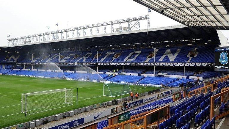 Стадион «Эвертон». Фото Официальный сайт клуба