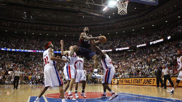 НБА. Фото twitter.com/NBAHistory.