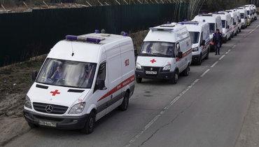 ВМоскве растет число больных коронавирусом. Фото Reuters