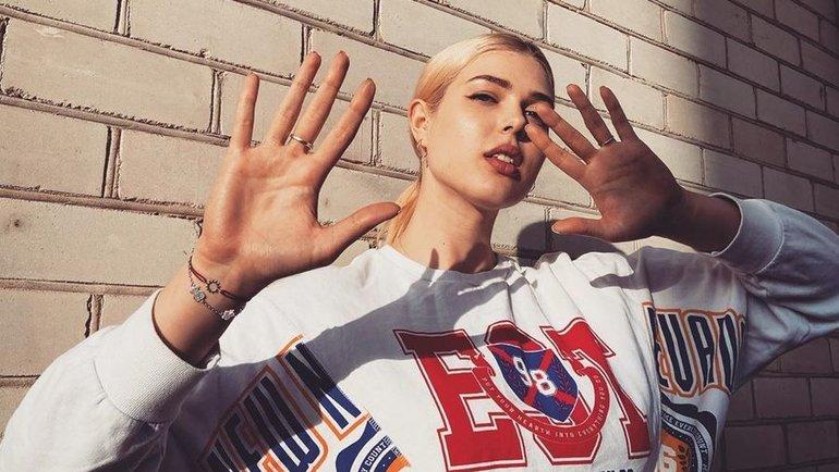 Анна Климец. Фото Instagram.