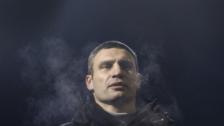 Виталий Кличко. Фото Reuters