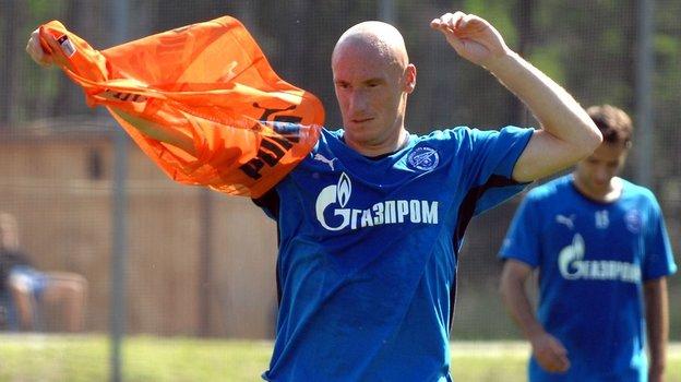 Себастьян Пюигренье. Фото ФК «Зенит»