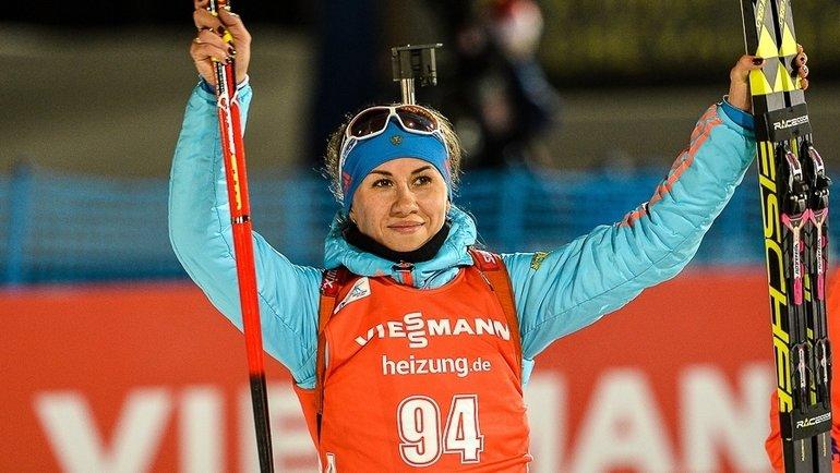 Дарья Виролайнен. Фото СБР