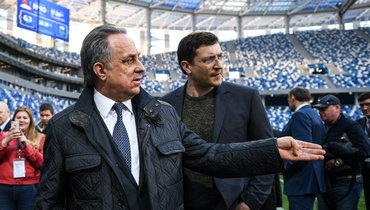 Виталий Мутко: «Если УЕФА синхронизирует еврокубки, топереход на «весна-осень» возможен»