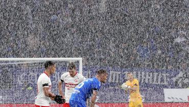 Скоро таких снежных матчей вРоссии снова станет больше?